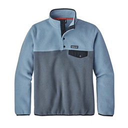 Patagonia Lightweight Synchilla Snap-T Fleece Pullover, Dolomite Blue, 256