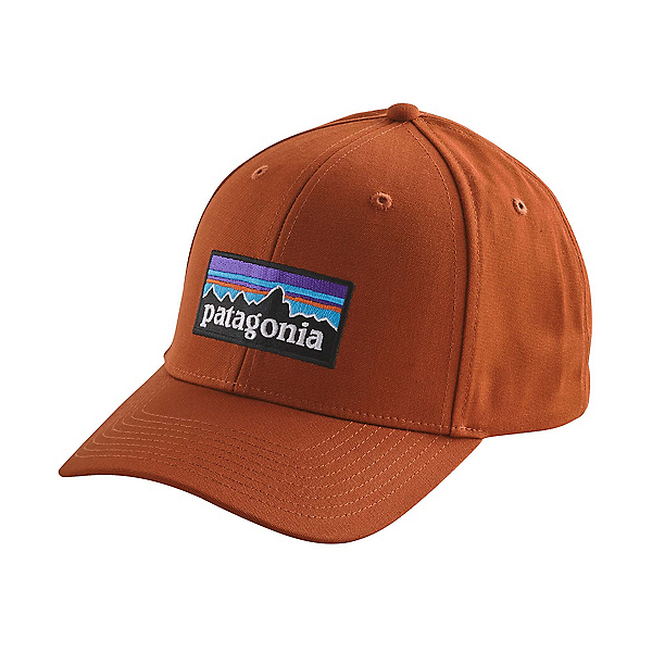 Patagonia P-6 Logo Roger That Hat, Copper Ore, 600