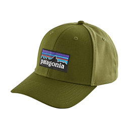 Patagonia P-6 Logo Roger That Hat, Sprouted Green, 256