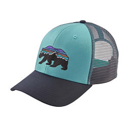 Patagonia Fitz Roy Bison Layback Trucker Womens Hat, , 256