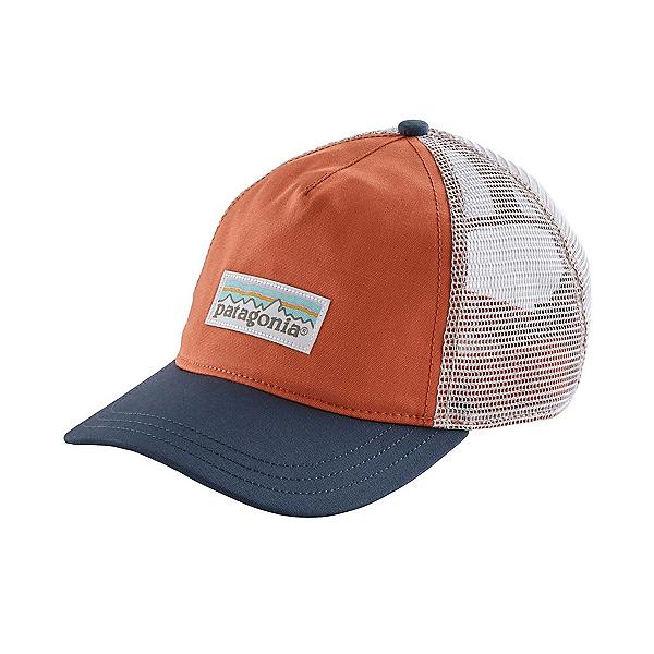 ed5af4532b8 Patagonia Pastel P-6 Label Layback Trucker Womens Hat 2018