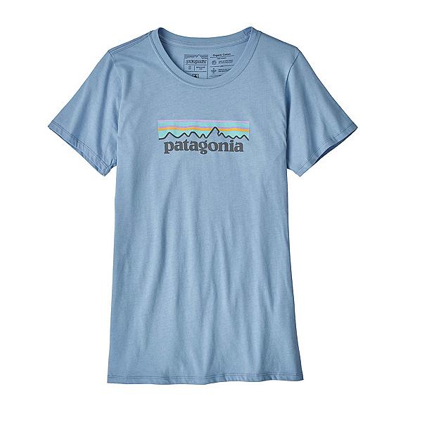 Patagonia Pastel P-6 Logo Womens T-Shirt, , 600