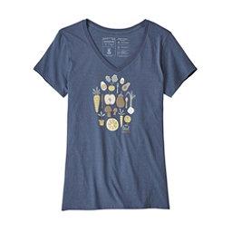 Patagonia Harvest Haul Organic V-Neck Womens T-Shirt, , 256