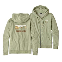 Patagonia Shop Sticker Lightweight Full-Zip Womens Hoodie, , 256