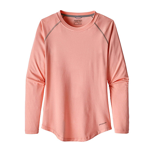 Patagonia Tropic Comfort Womens Crew, Feather Pink, 600