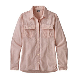 Patagonia Lightweight A/C Button-Down Womens Shirt, , 256