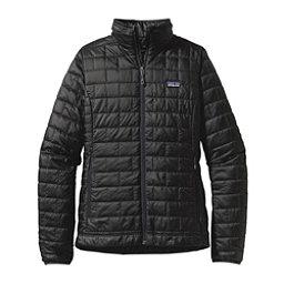 Patagonia Nano Puff Womens Jacket, Black, 256