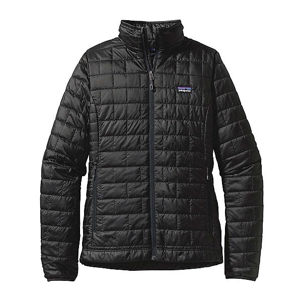 Patagonia Nano Puff Womens Jacket, Black, 600