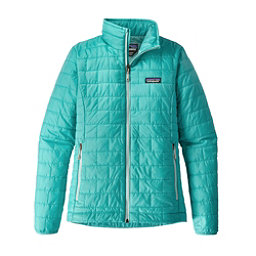 Patagonia Nano Puff Womens Jacket, Strait Blue, 256