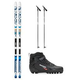 Rossignol Evo TR 60 IFP X-3 NNN XC Active ALU Cross Country Ski Package 2018, , 256