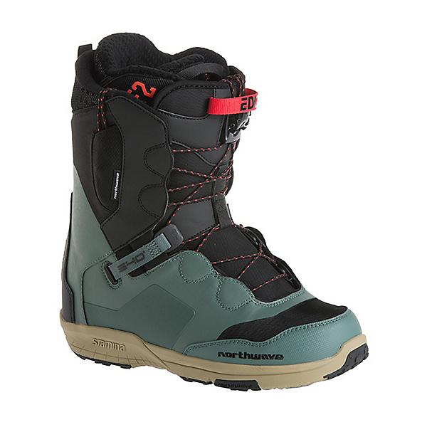 Northwave Edge SL Snowboard Boots 2018, Forest, 600