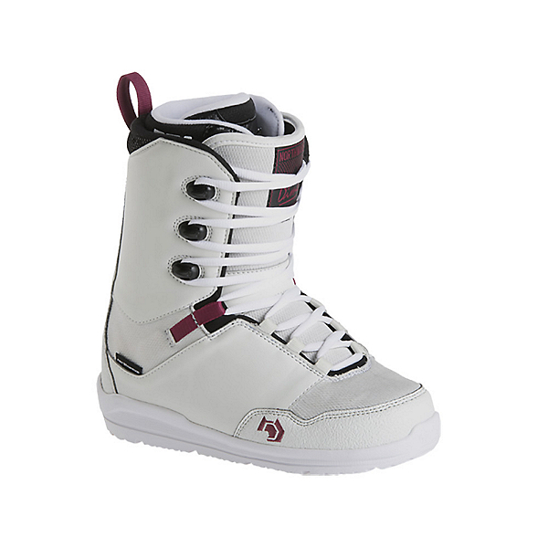 Northwave Dime Womens Snowboard Boots, White, 600