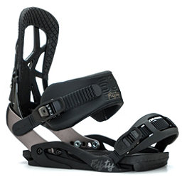 Northwave Fifty Snowboard Bindings 2018, Black, 256