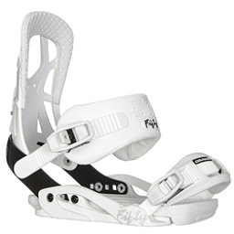 Northwave Fifty Snowboard Bindings 2018, White, 256