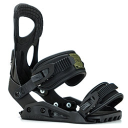 Drake King Snowboard Bindings, Black, 256