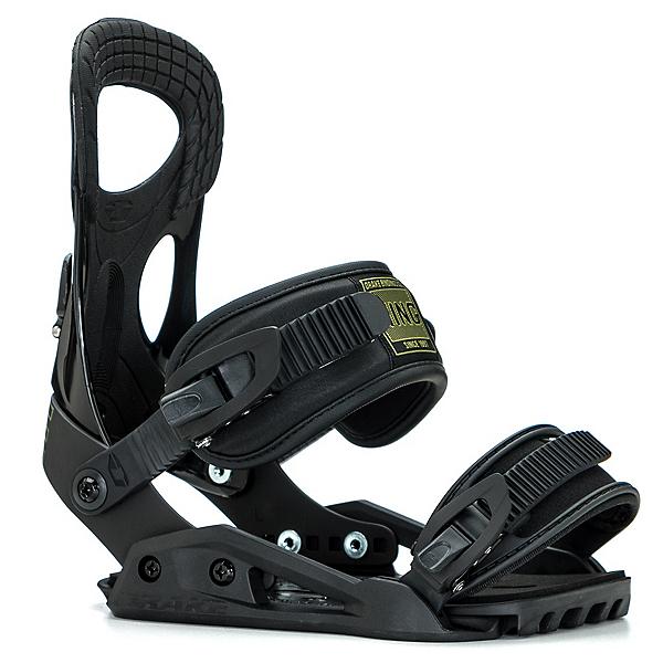 Drake King Snowboard Bindings, Black, 600