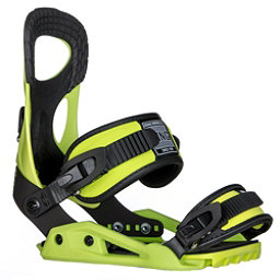 Northwave King Snowboard Bindings 2018, Lime, 256