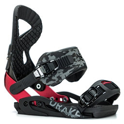 Northwave Jade Womens Snowboard Bindings 2018, Black, 256