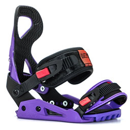 Northwave Queen Womens Snowboard Bindings 2018, Purple, 256