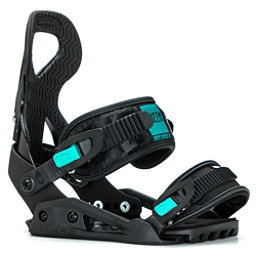 Northwave Queen Womens Snowboard Bindings 2018, Black, 256