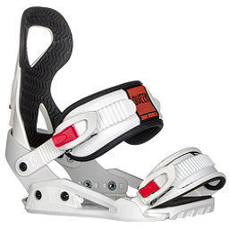 Northwave Queen Womens Snowboard Bindings 2018, White, 256
