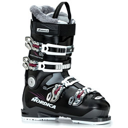 Nordica Sportmachine 65 W Womens Ski Boots, Black-Purple, 256