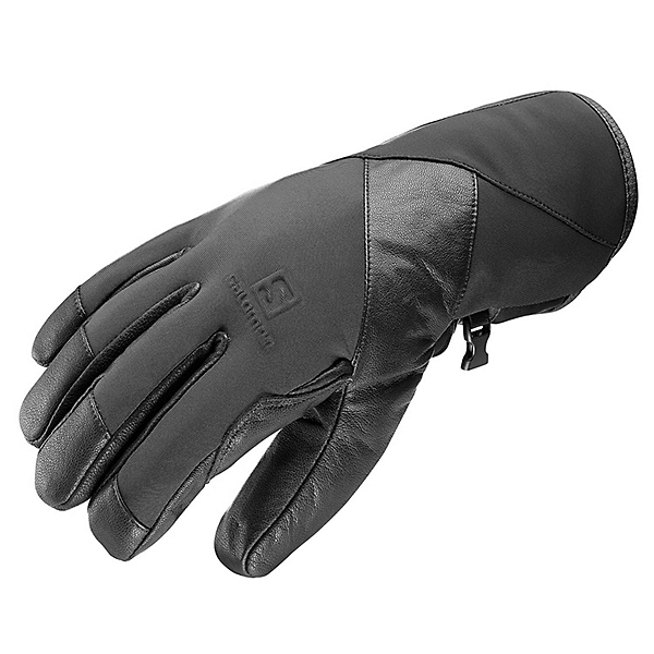 Men's Salomon Vision GTX Snow Gloves Black   Men's