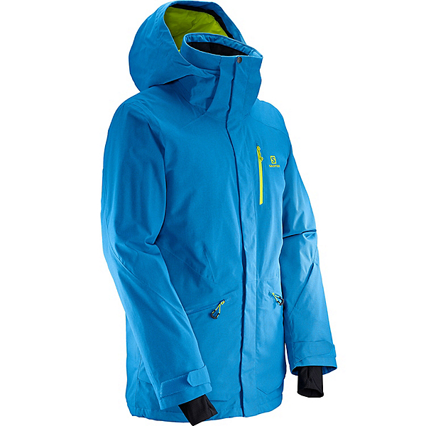 Salomon QST SNOW Mens Insulated Ski Jacket 2018 36b6731e8