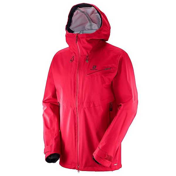 Salomon QST Guard 3L Mens Shell Ski Jacket, , 600