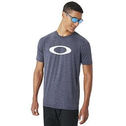 Oakley O-Mesh Ellipse Mens T-Shirt, Fathom Light Heather, 256