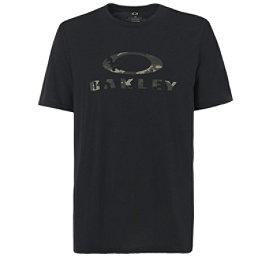 Oakley SO - Stealth II Mens T-Shirt, Blackout, 256