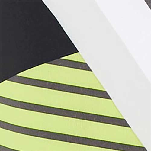 Oakley Gnarly Wave Mens Board Shorts, Lime Green, colorswatch30