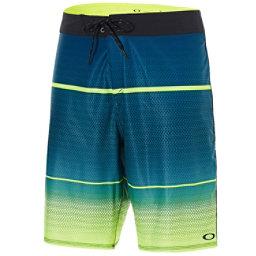 Oakley Eikon Mens Board Shorts, Neon Yellow, 256
