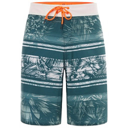 Oakley Temple Mens Board Shorts, Balsam, 256