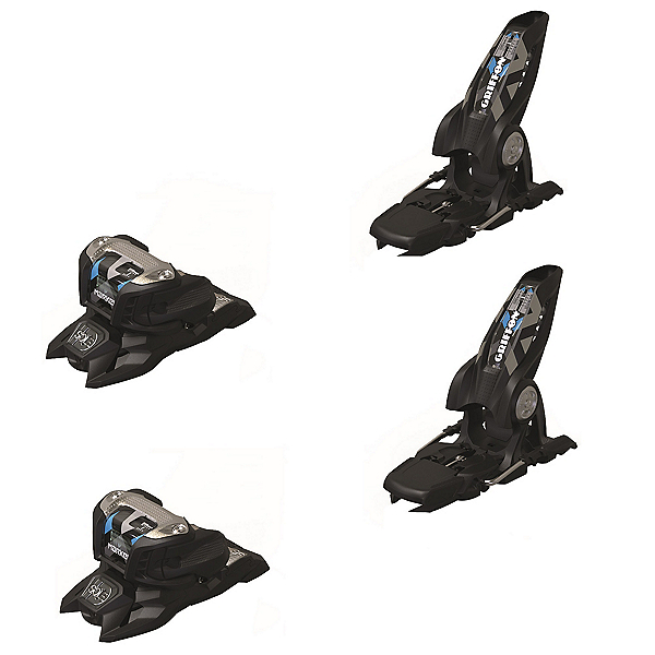 Marker Griffon 13 ID Ski Bindings 2020, Black, 600