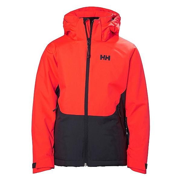 Helly Hansen JR Stella Girls Ski Jacket, , 600