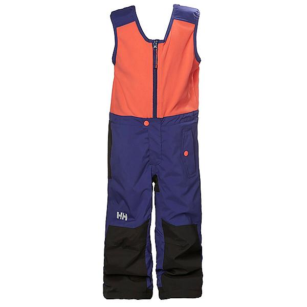Helly Hansen K Powder Bib Pants Girls Ski Pants, Lavender, 600