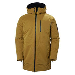Helly Hansen Njord Parka Mens Jacket, Brunette Brown, 256