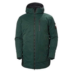 Helly Hansen Njord Parka Mens Jacket, Darkest Spr, 256