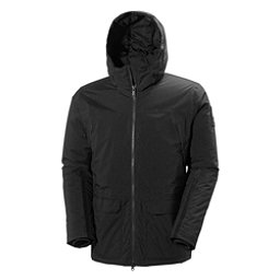 Helly Hansen Shoreline Parka Mens Jacket, Black, 256