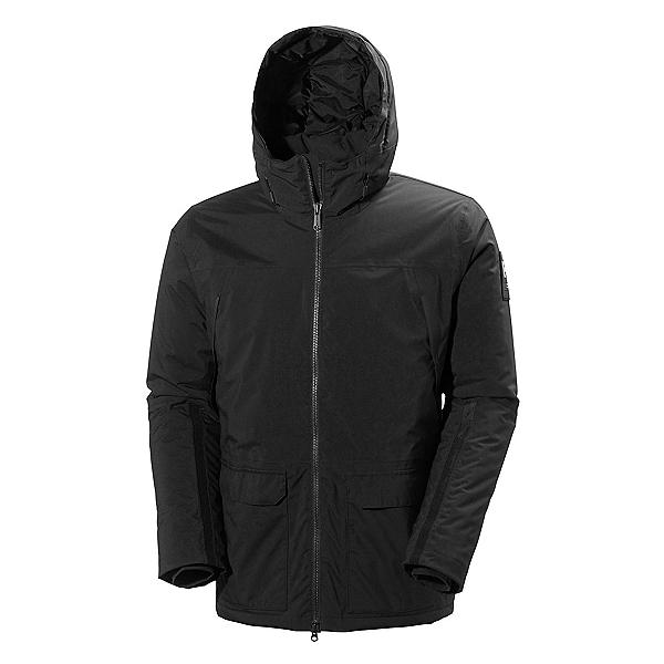 Helly Hansen Shoreline Parka Mens Jacket 2018, Black, 600