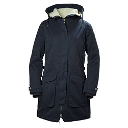Helly Hansen Kara Parka Womens Jacket, Graphite Blue, 256