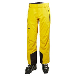 Helly Hansen Edge Mens Ski Pants, Sulphur, 256