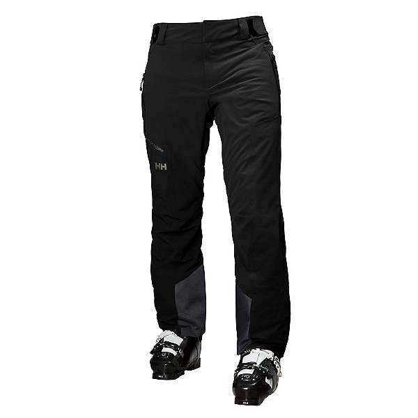 Helly Hansen Edge Mens Ski Pants, Black, 600