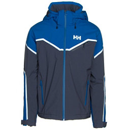 Helly Hansen Roc Mens Insulated Ski Jacket, Olympian Blue, 256
