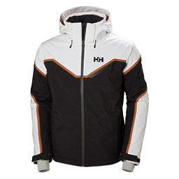 Helly Hansen Roc Mens Insulated Ski Jacket, Black, 256