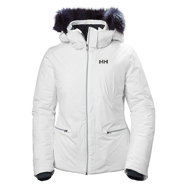 Helly Hansen Whitestar Womens Insulated Ski Jacket 2018, White, 600