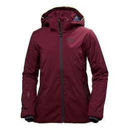 Helly Hansen Spirit Womens Insulated Ski Jacket, Port, 256