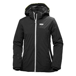 Helly Hansen Spirit Womens Insulated Ski Jacket, Black, 256
