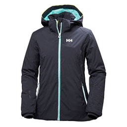 Helly Hansen Spirit Womens Insulated Ski Jacket, Graphite Blue, 256